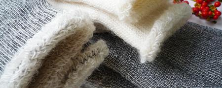 トレッキングに最適な靴下サーモヘア